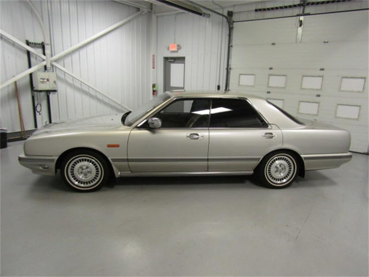 Large Picture of 1990 Nissan Cima located in Virginia - JZ2V