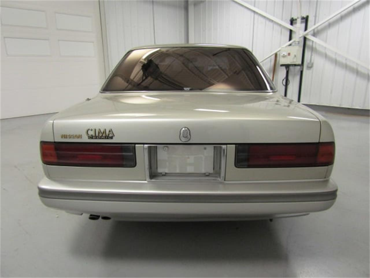 Large Picture of 1990 Nissan Cima located in Virginia Offered by Duncan Imports & Classic Cars - JZ2V