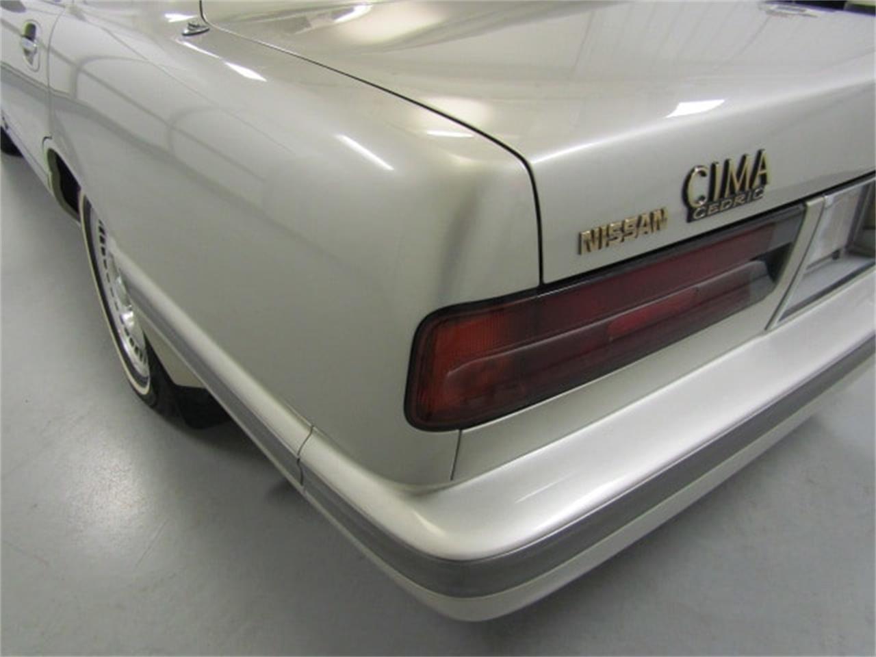 Large Picture of 1990 Nissan Cima - $6,900.00 - JZ2V