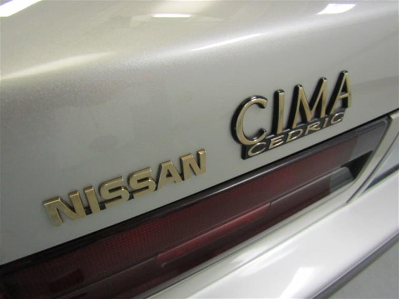 Large Picture of '90 Nissan Cima Offered by Duncan Imports & Classic Cars - JZ2V
