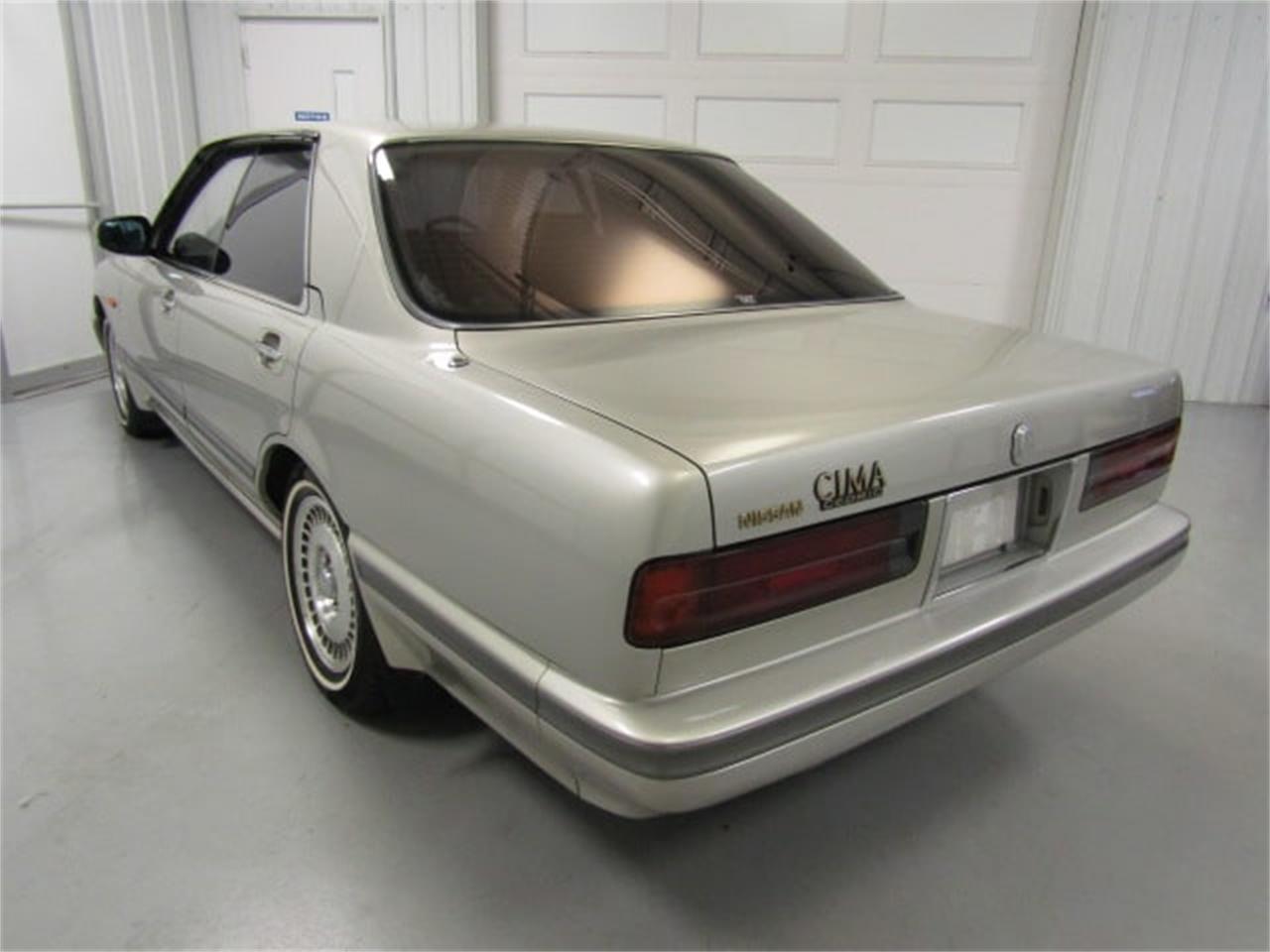 Large Picture of 1990 Nissan Cima - JZ2V