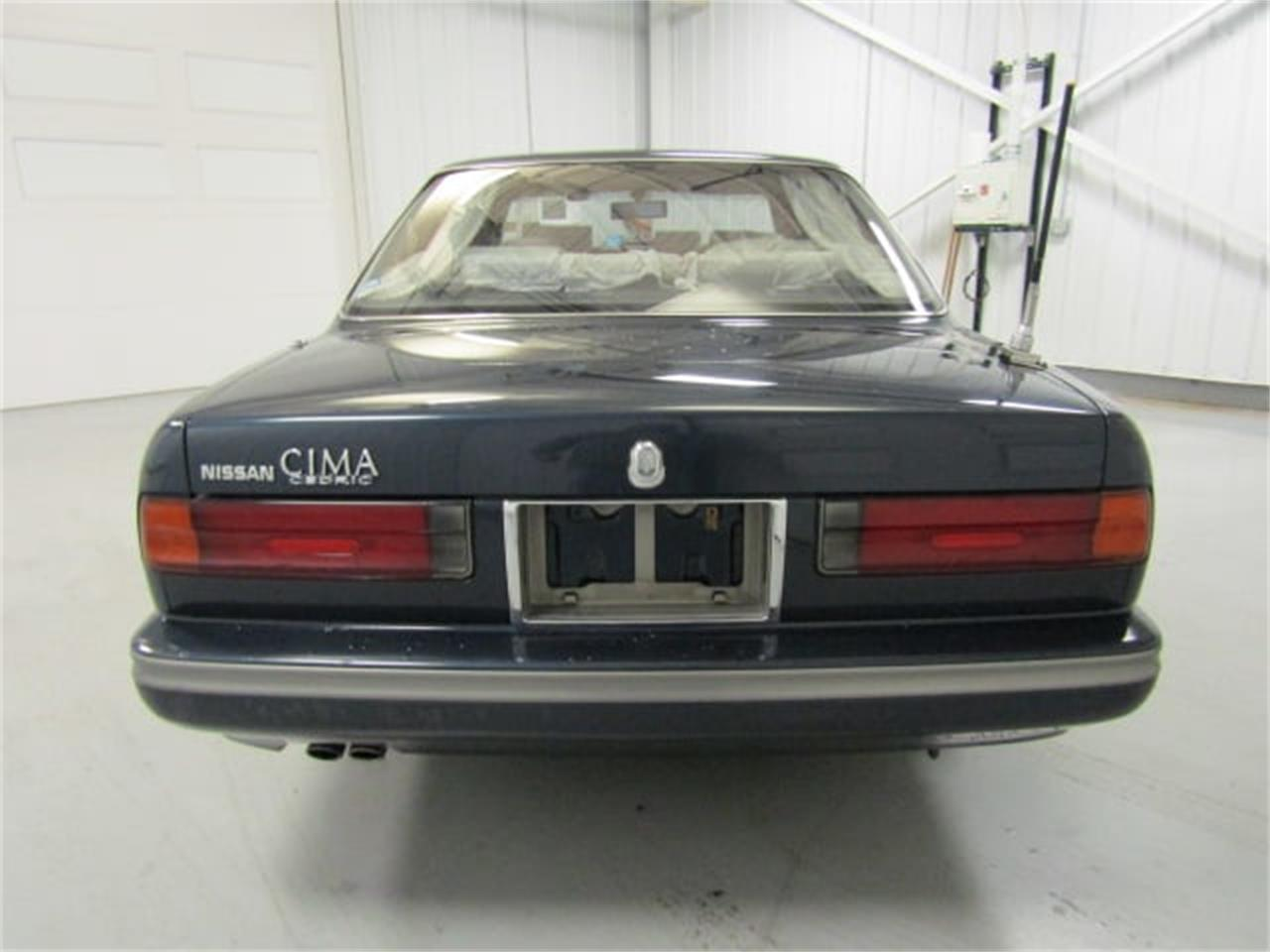 Large Picture of 1991 Nissan Cima - JZ2X