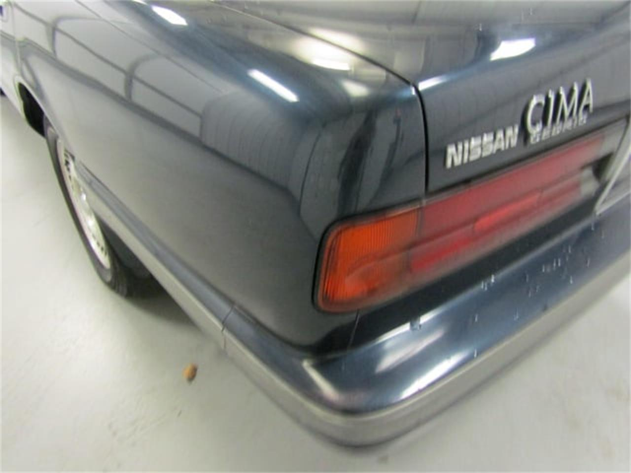 Large Picture of 1991 Nissan Cima located in Christiansburg Virginia - $5,959.00 Offered by Duncan Imports & Classic Cars - JZ2X