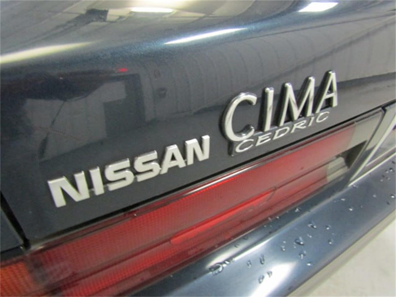 Large Picture of '91 Nissan Cima located in Christiansburg Virginia - JZ2X
