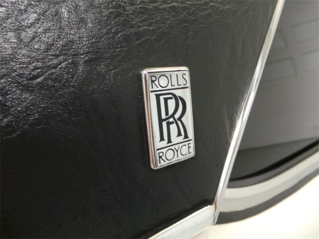 Large Picture of '91 Rolls-Royce Silver Spur located in Virginia Offered by Duncan Imports & Classic Cars - JZ3R