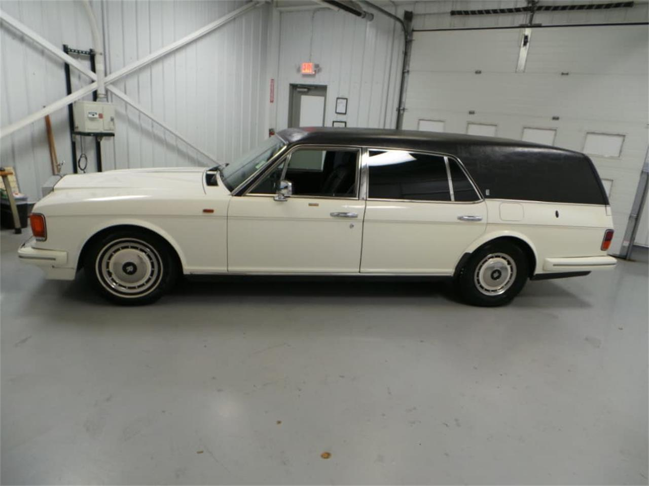 Large Picture of '91 Silver Spur located in Virginia Offered by Duncan Imports & Classic Cars - JZ3R