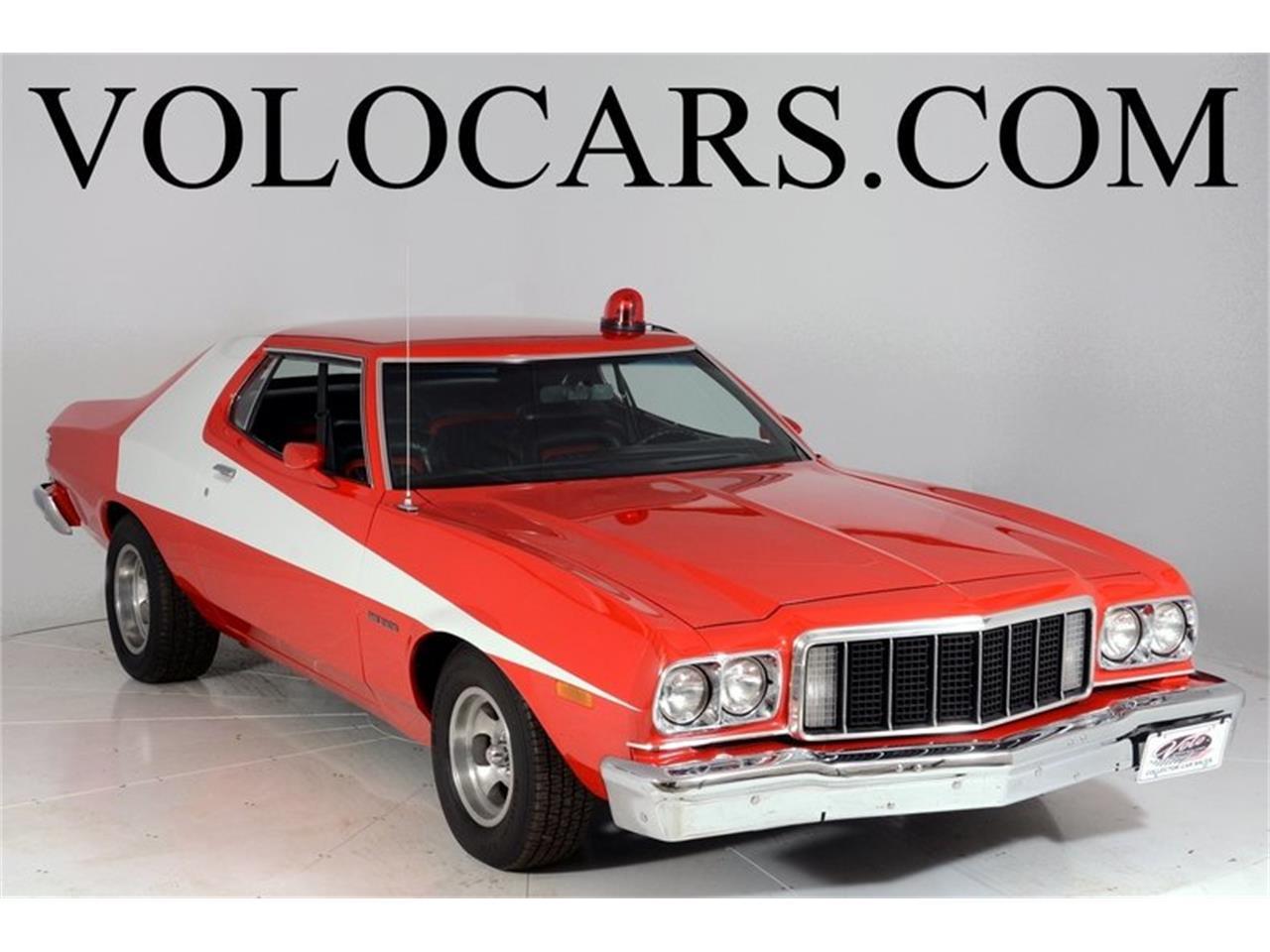 1976 ford torino starsky hutch for sale cc 931974. Black Bedroom Furniture Sets. Home Design Ideas