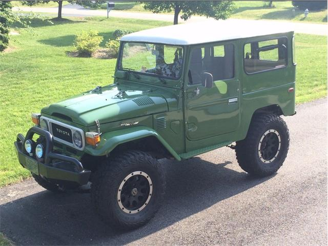 Picture of '80 Land Cruiser FJ - JZ6X