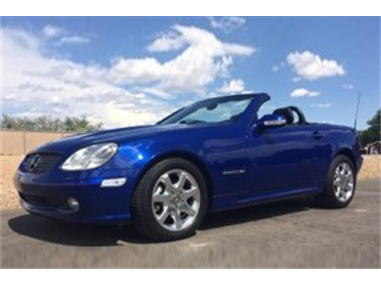 2002 Mercedes Benz Slk230 For Sale Classiccars Com Cc 932095