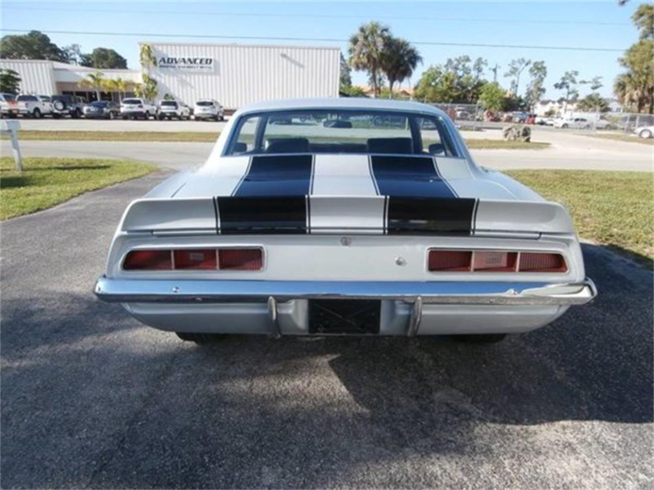 Large Picture of '69 Camaro - JZBS