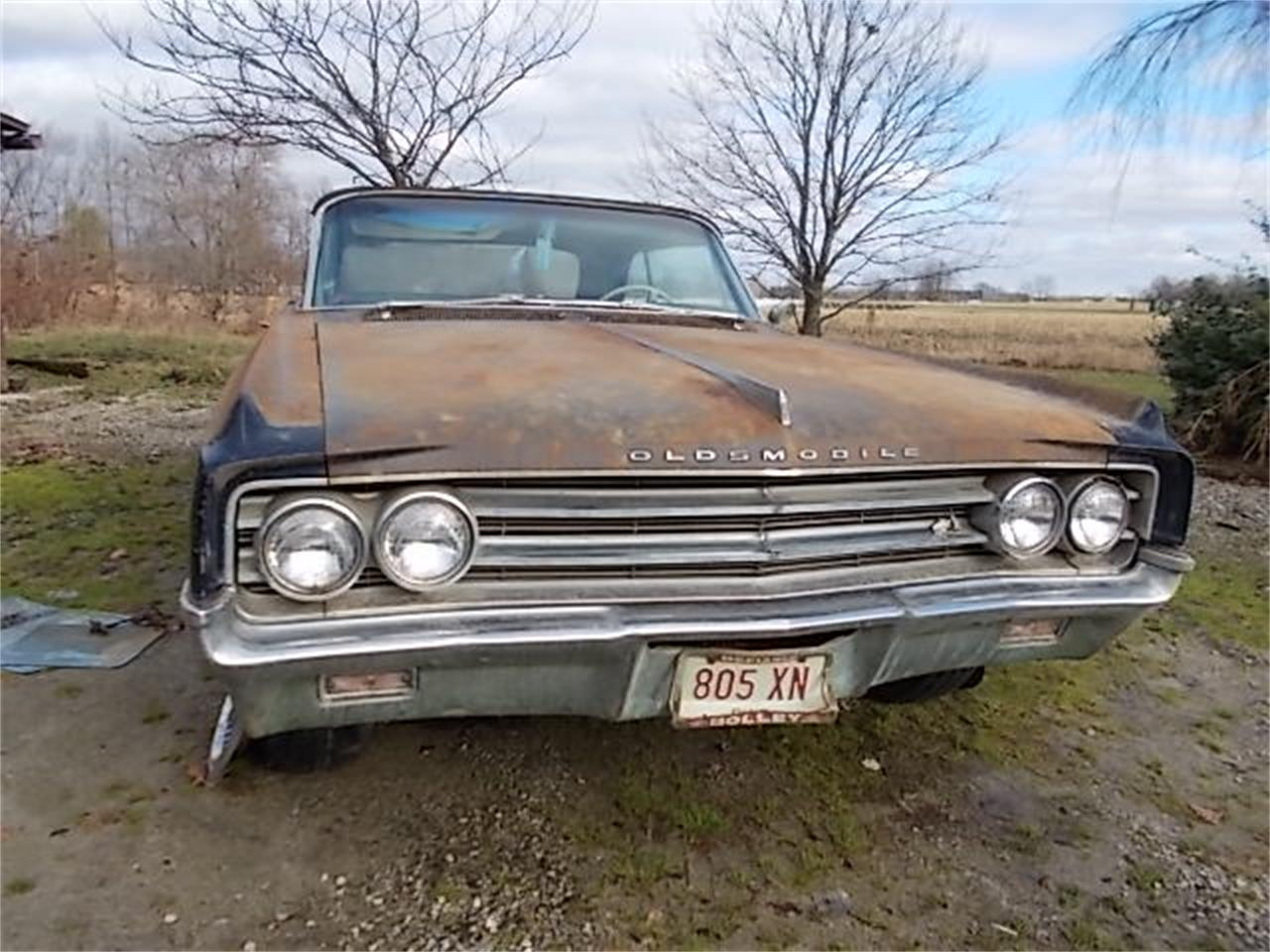 Large Picture of 1963 98 located in Ohio Offered by ChevyImpalas.Com - JZD5