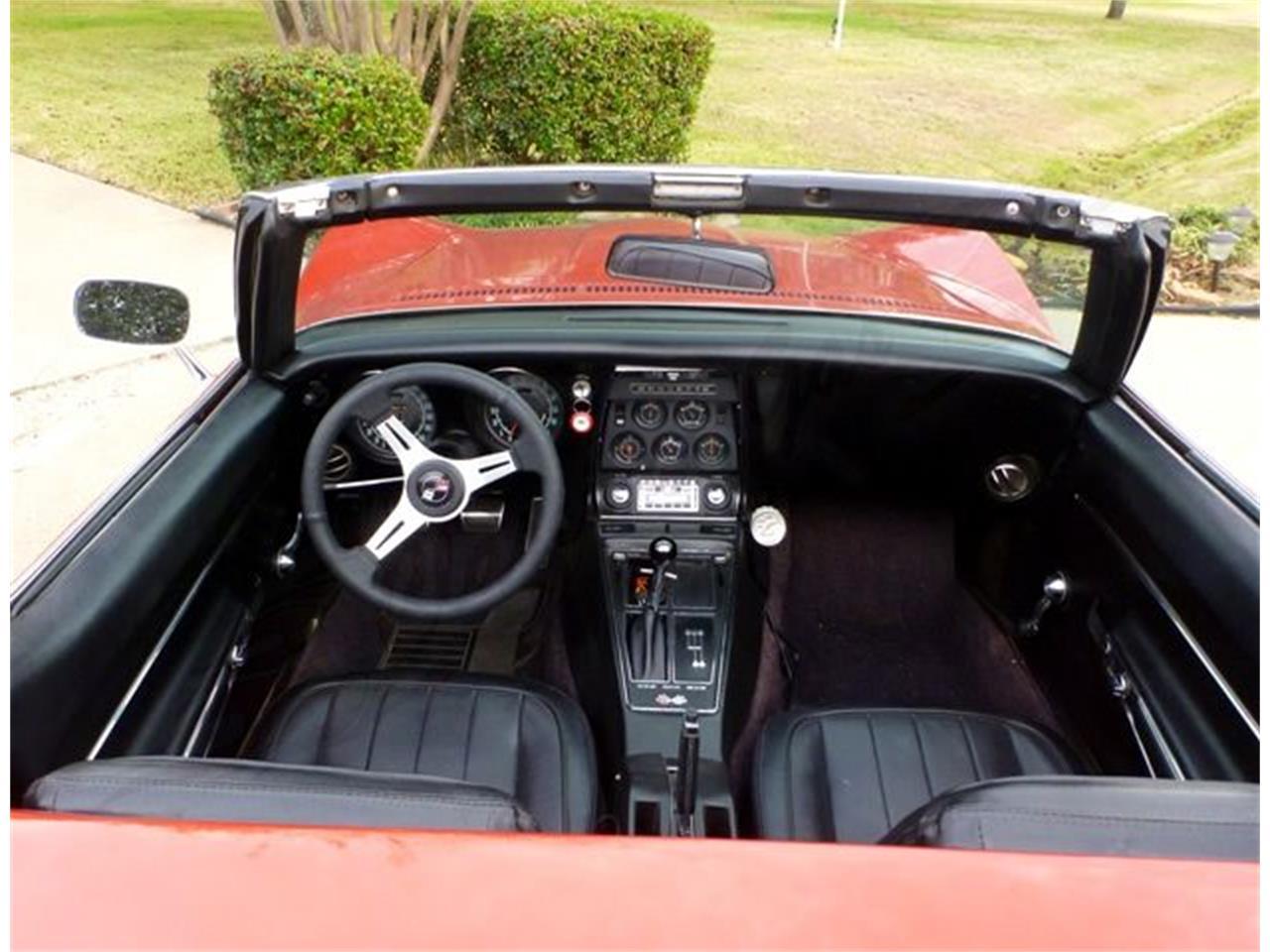 Large Picture of '68 Corvette - JZDK