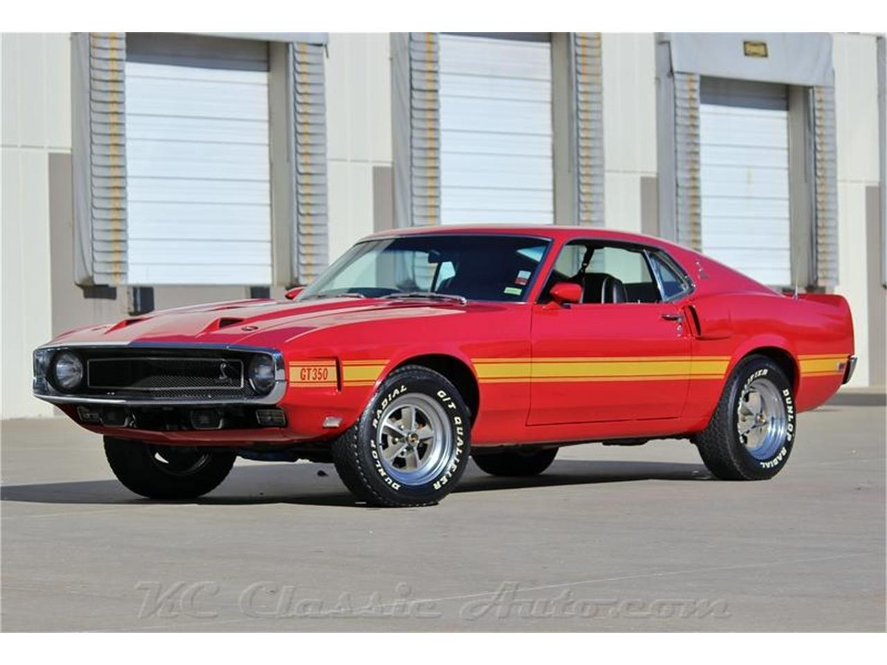 Large Picture Of Clic 69 Mustang Shelby Gt350 Automatic Located In Kansas 64 900 00 Offered