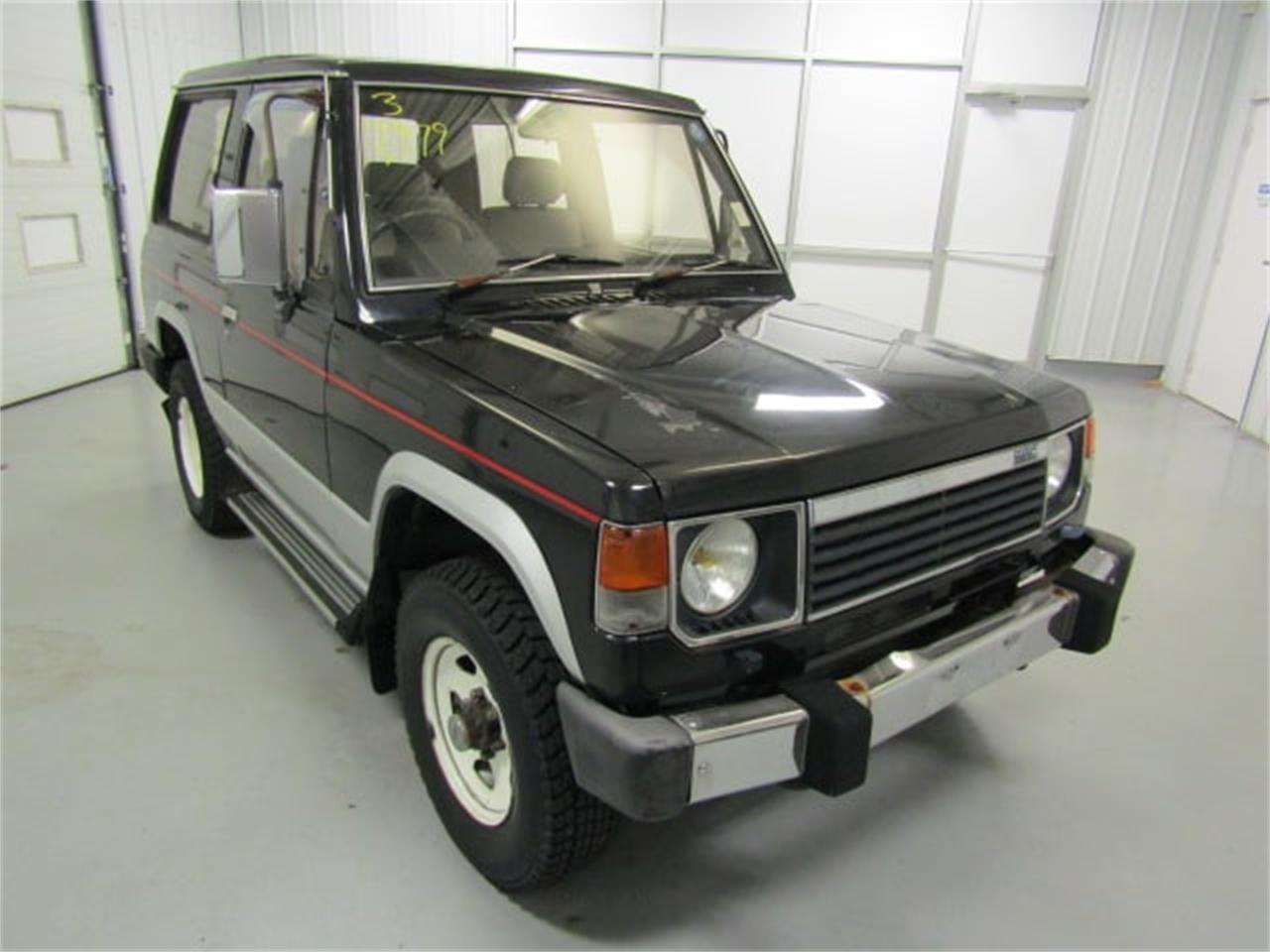 Large Picture of '88 Pajero located in Christiansburg Virginia - JZKY