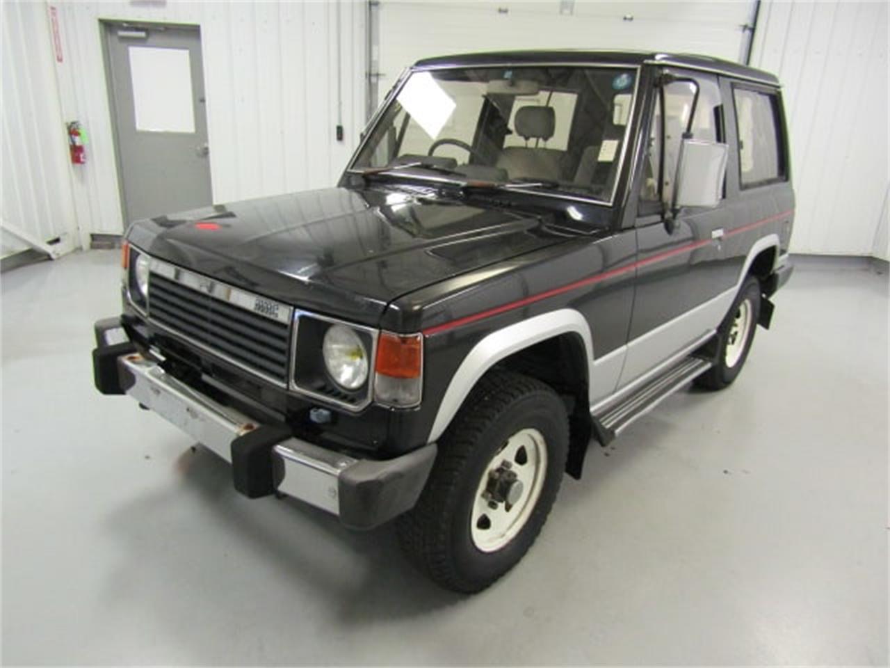 Large Picture of '88 Mitsubishi Pajero - JZKY
