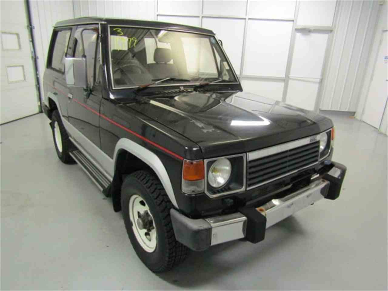 Large Picture of '88 Pajero - JZKY