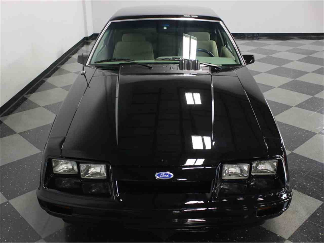 Large Picture of 1986 Ford Mustang SSP Interceptor located in Ft Worth Texas Offered by Streetside Classics - Dallas / Fort Worth - JZNT