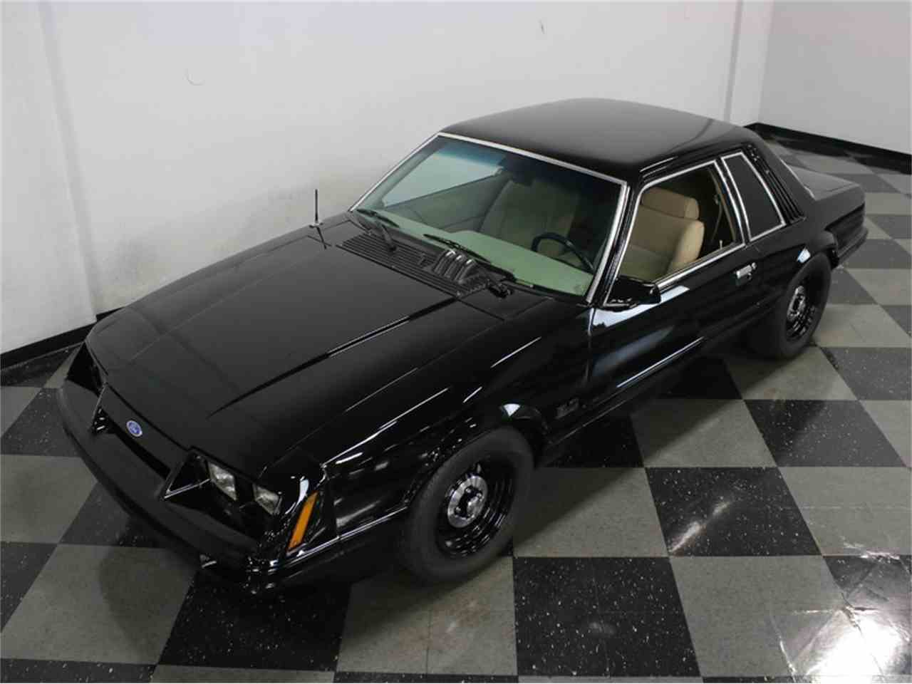 Large Picture of '86 Ford Mustang SSP Interceptor Offered by Streetside Classics - Dallas / Fort Worth - JZNT