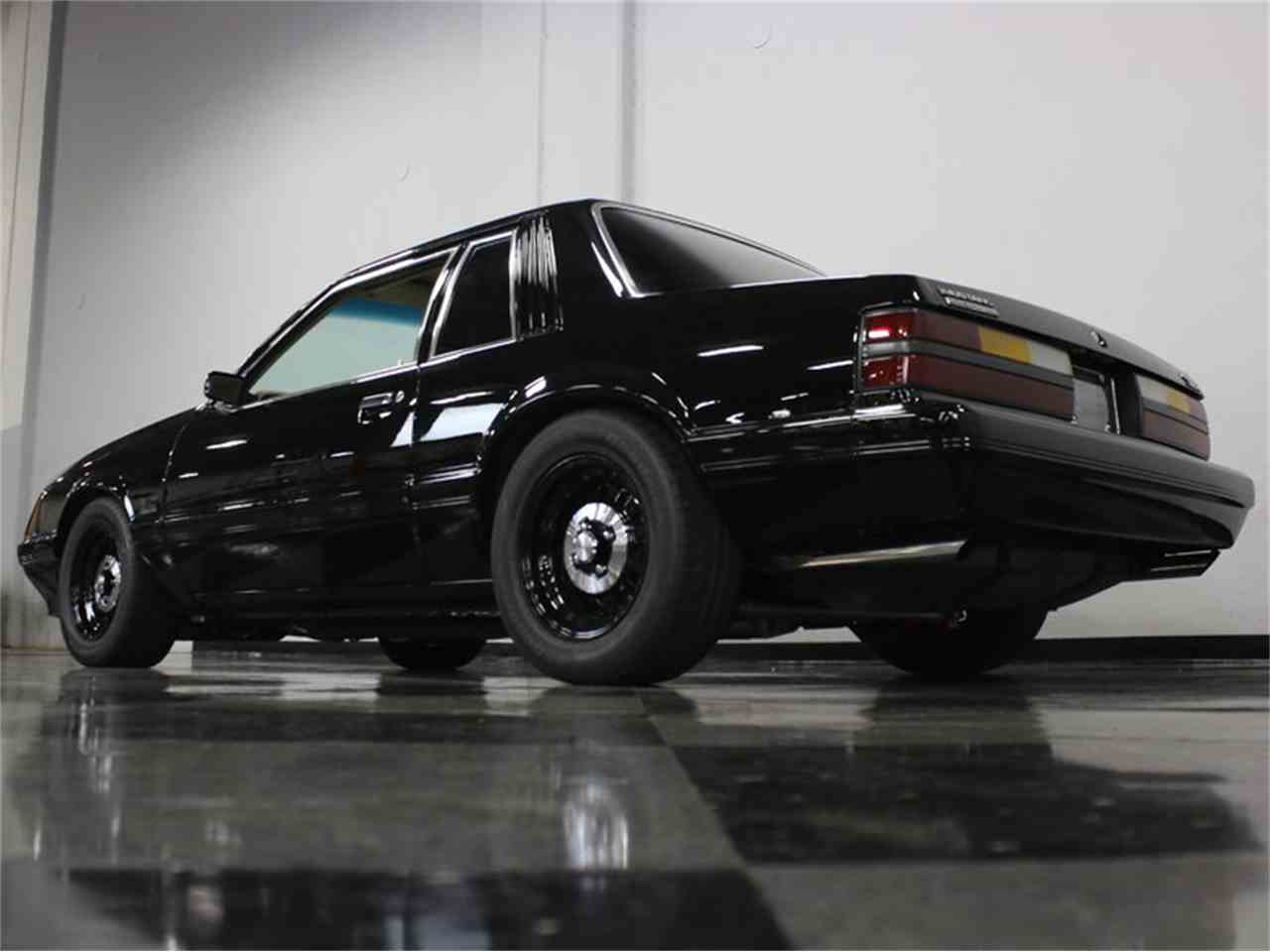 Large Picture of 1986 Ford Mustang SSP Interceptor - $24,995.00 - JZNT