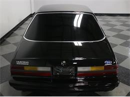 Picture of '86 Mustang SSP Interceptor - JZNT