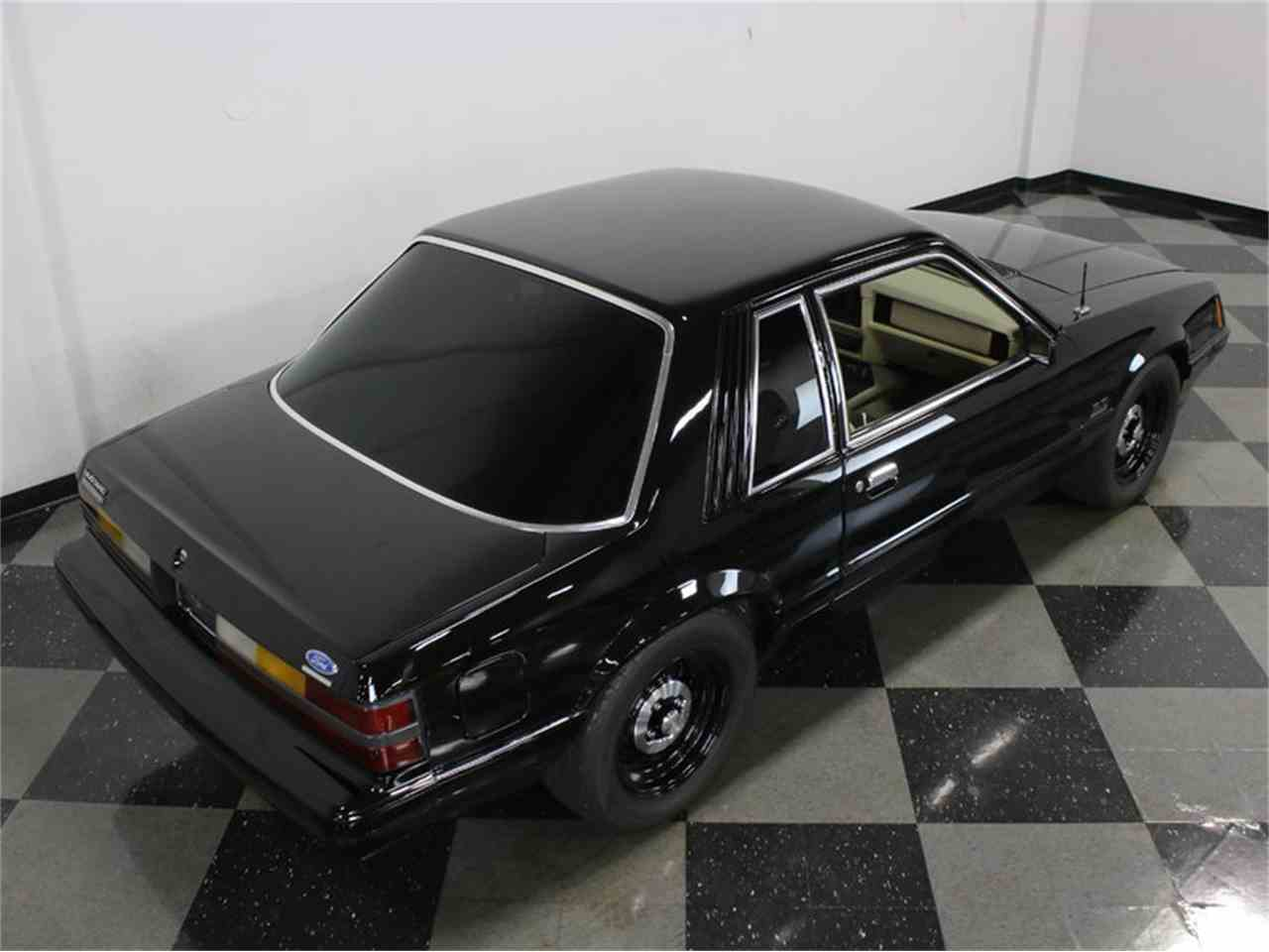 Large Picture of 1986 Mustang SSP Interceptor Offered by Streetside Classics - Dallas / Fort Worth - JZNT