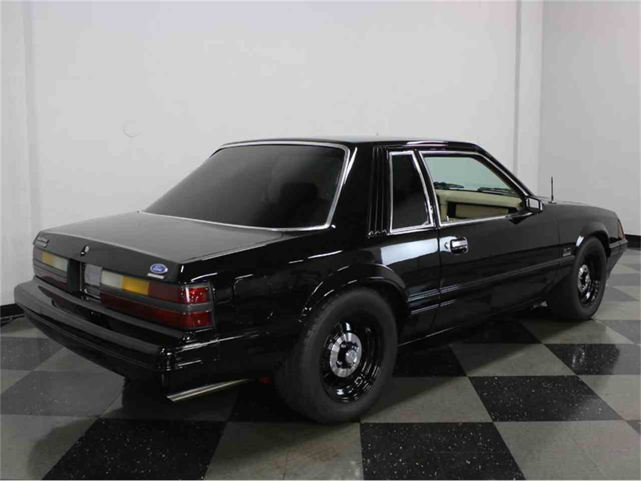 Large Picture of 1986 Ford Mustang SSP Interceptor located in Ft Worth Texas - $24,995.00 Offered by Streetside Classics - Dallas / Fort Worth - JZNT