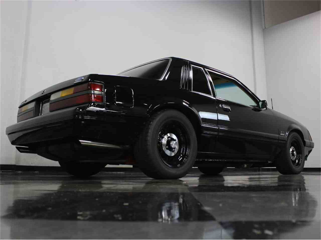 Large Picture of '86 Ford Mustang SSP Interceptor located in Texas Offered by Streetside Classics - Dallas / Fort Worth - JZNT
