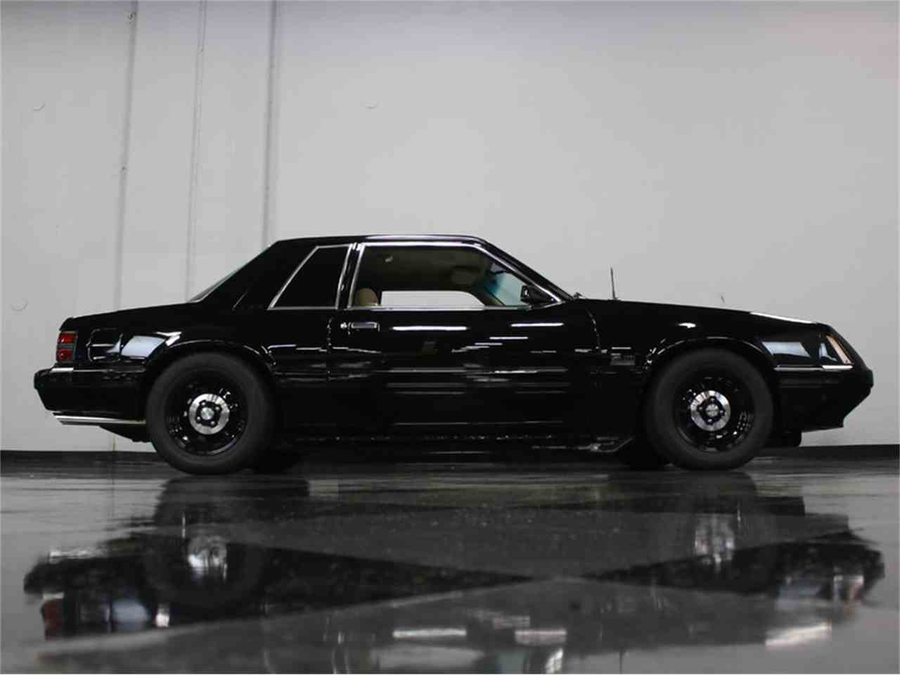 Large Picture of 1986 Mustang SSP Interceptor located in Texas - $24,995.00 Offered by Streetside Classics - Dallas / Fort Worth - JZNT