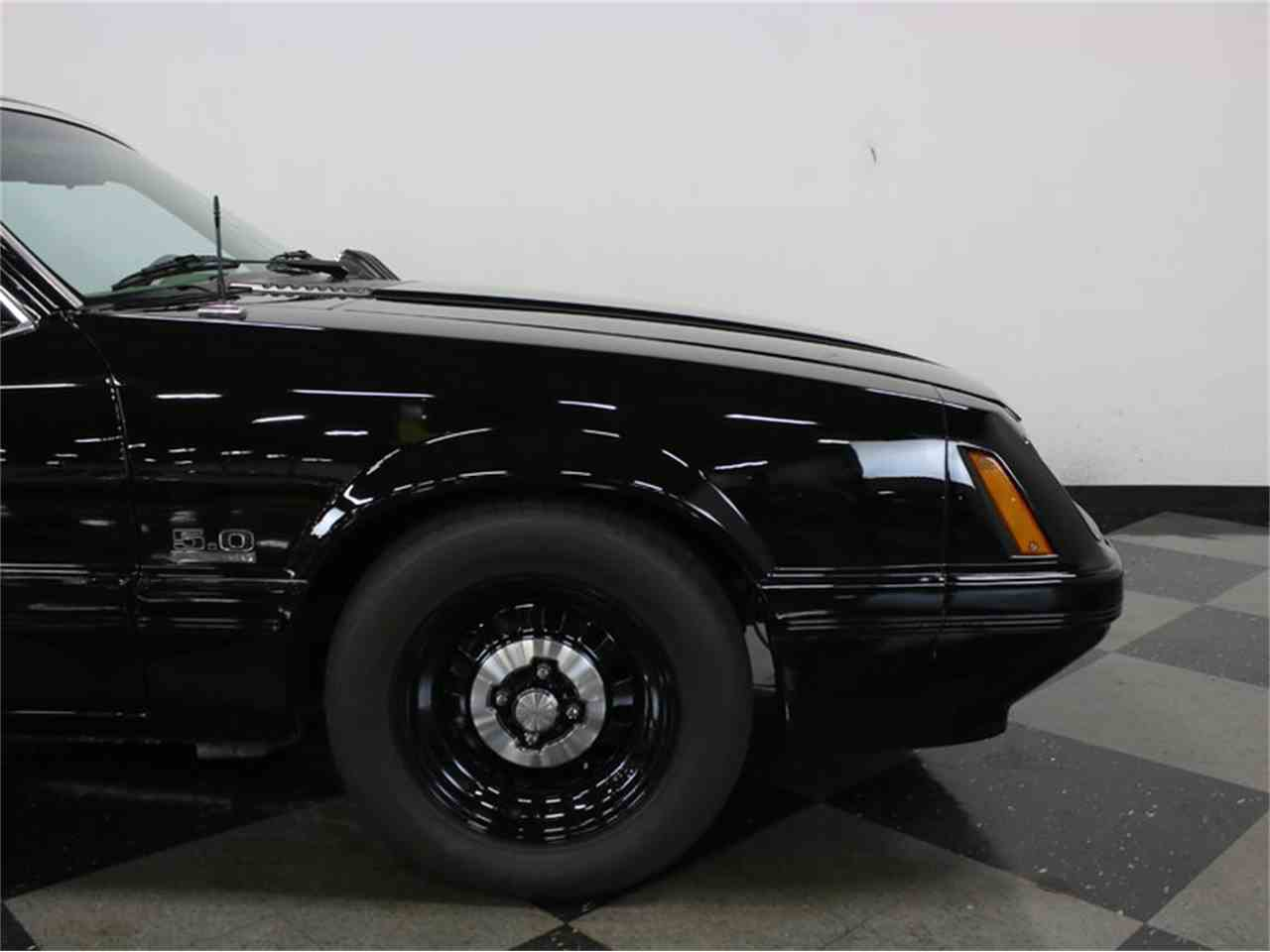 Large Picture of 1986 Mustang SSP Interceptor located in Ft Worth Texas Offered by Streetside Classics - Dallas / Fort Worth - JZNT