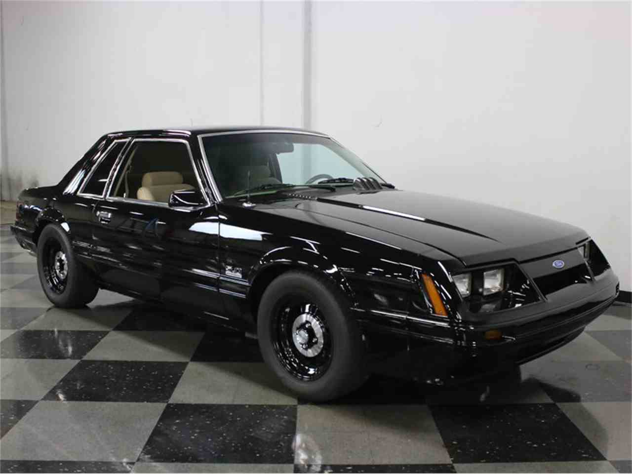 Large Picture of '86 Ford Mustang SSP Interceptor located in Texas - $24,995.00 - JZNT