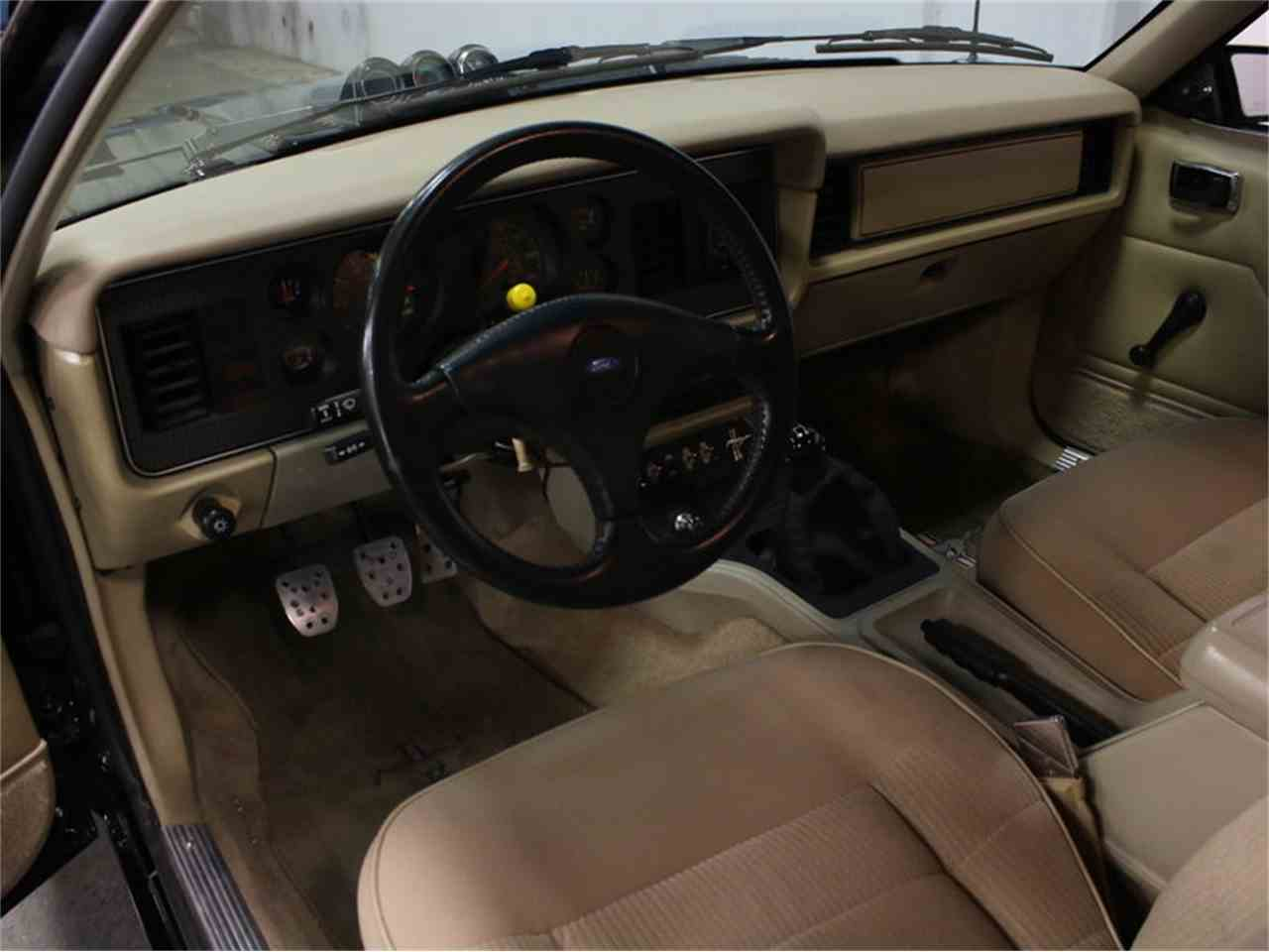 Large Picture of '86 Mustang SSP Interceptor located in Ft Worth Texas - $24,995.00 - JZNT