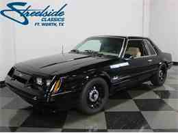 Picture of '86 Mustang SSP Interceptor located in Ft Worth Texas Offered by Streetside Classics - Dallas / Fort Worth - JZNT