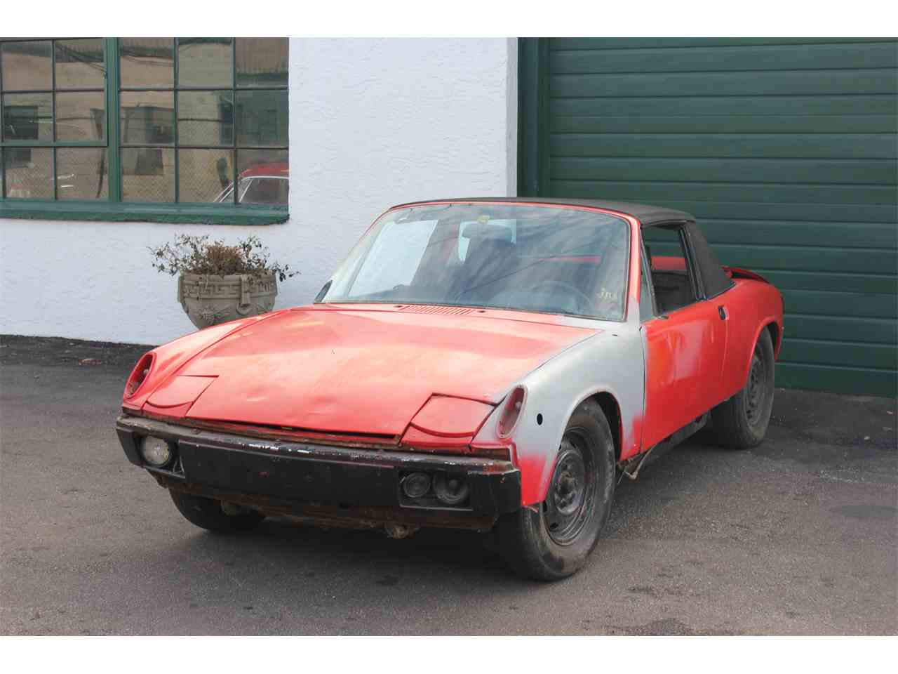 Large Picture of Classic '72 Porsche 914 located in Ohio - $4,950.00 - JZQ0