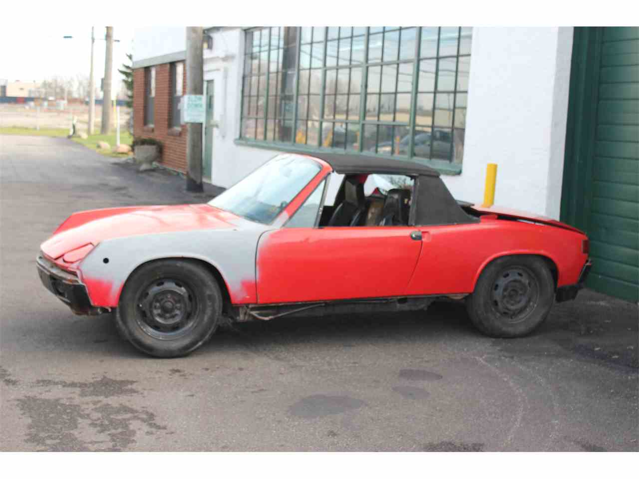 Large Picture of '72 Porsche 914 - $4,950.00 Offered by MB Vintage Cars Inc - JZQ0