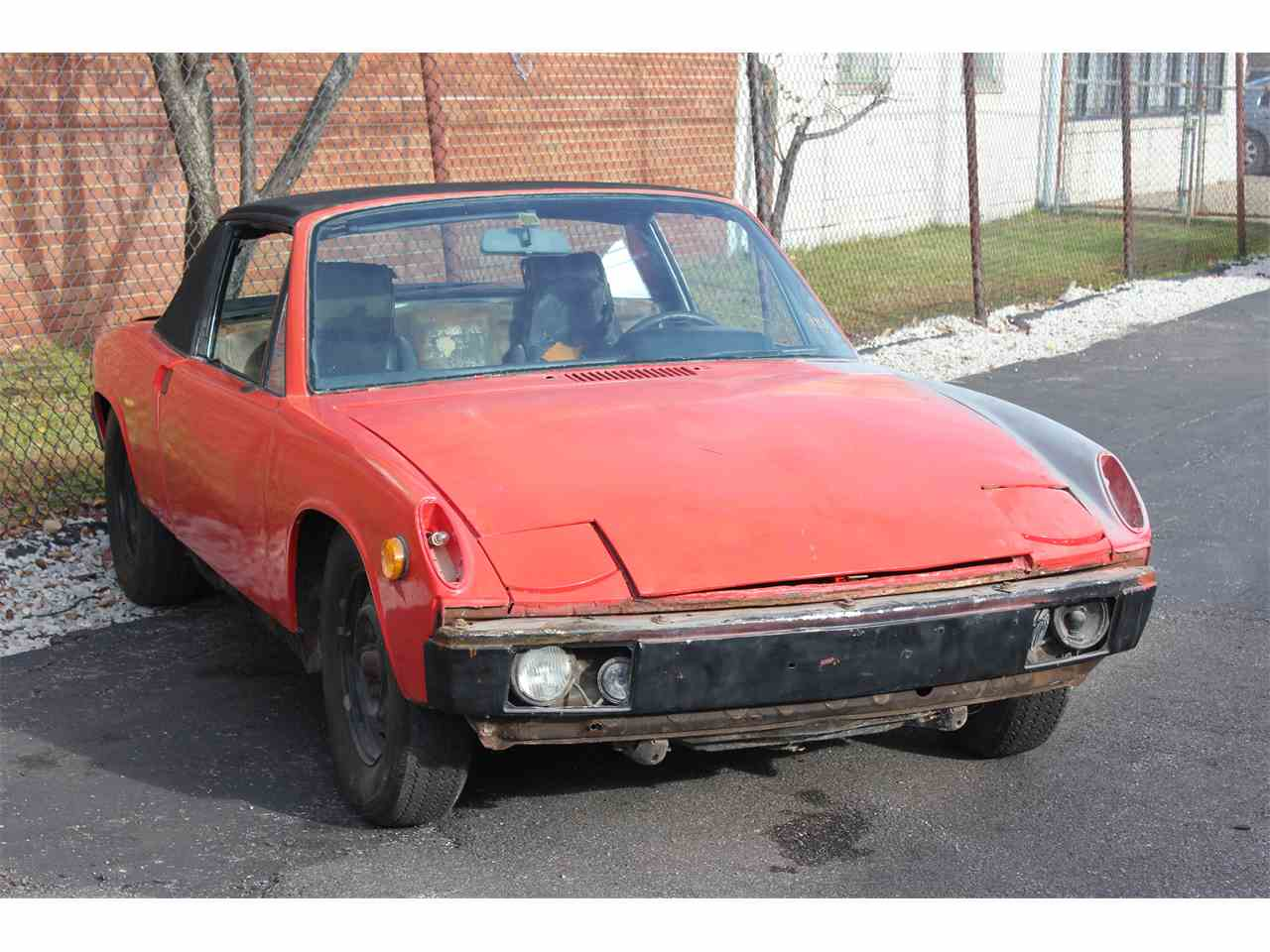 Large Picture of Classic '72 Porsche 914 located in Cleveland Ohio - JZQ0