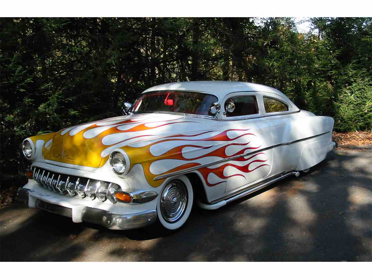 Large Picture of Classic '54 Chevrolet 210 Offered by Champion Pre-Owned Classics - JZQ1