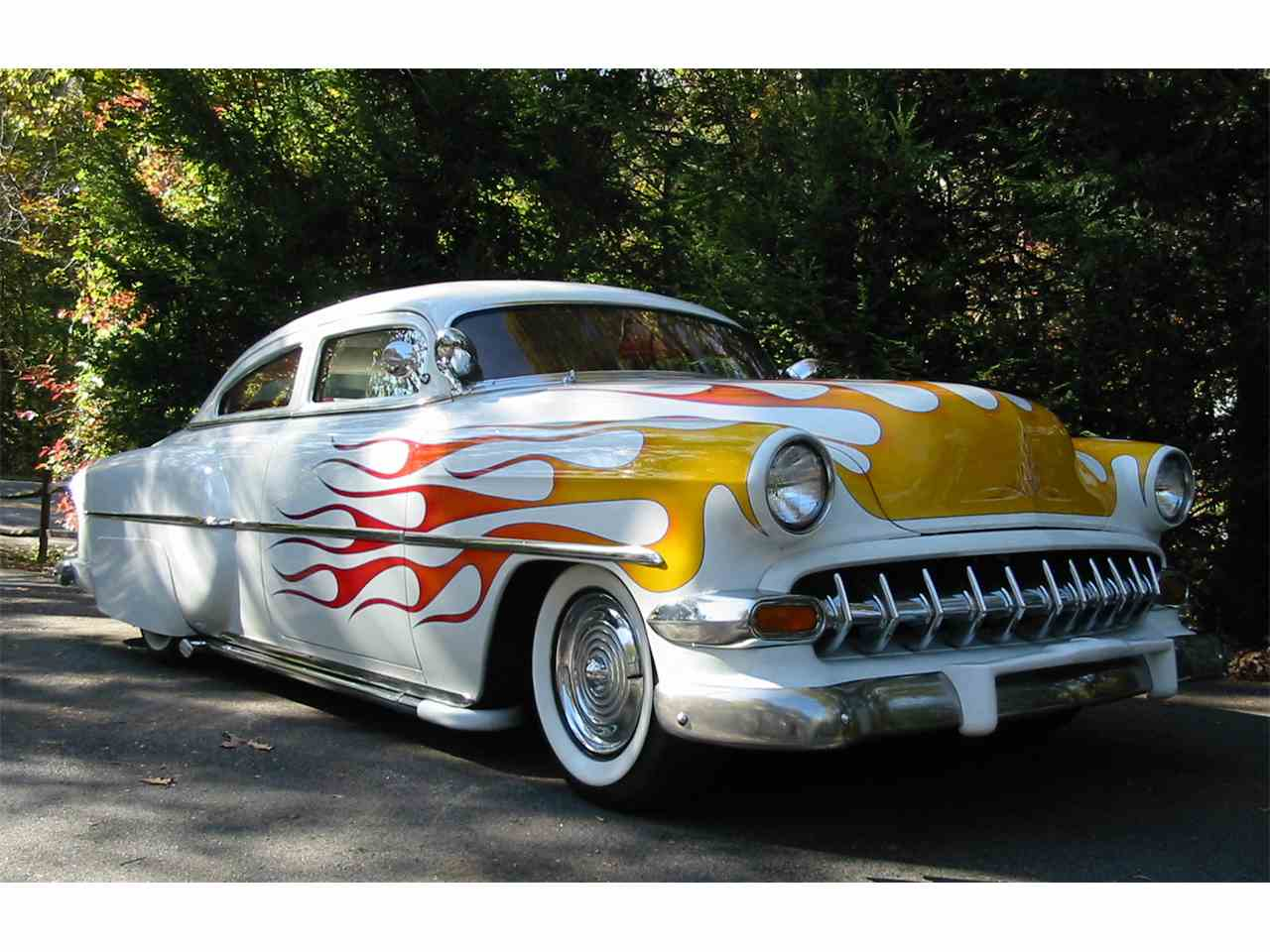 Large Picture of Classic 1954 210 located in West Virginia Offered by Champion Pre-Owned Classics - JZQ1