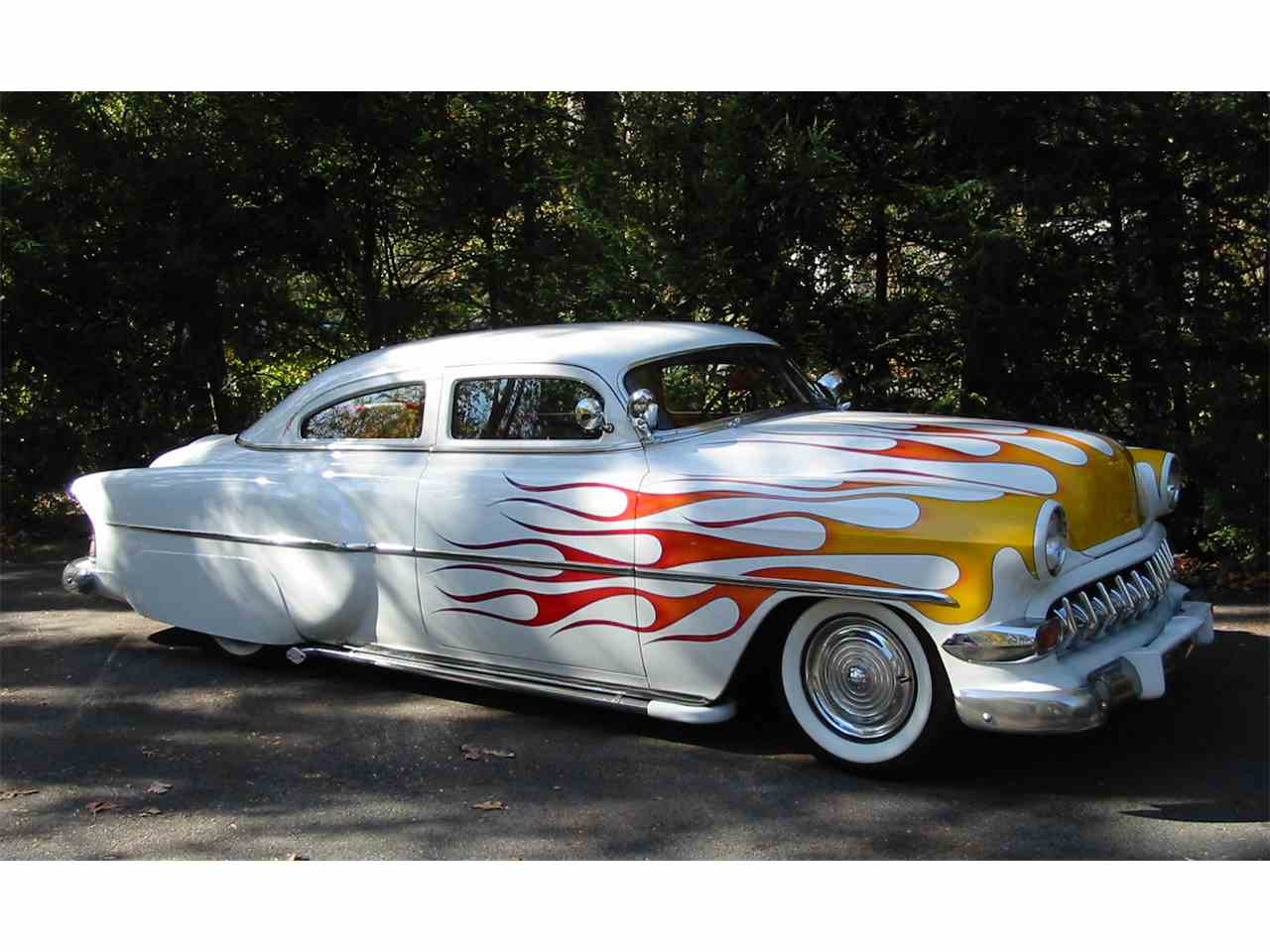 Large Picture of '54 Chevrolet 210 Offered by Champion Pre-Owned Classics - JZQ1