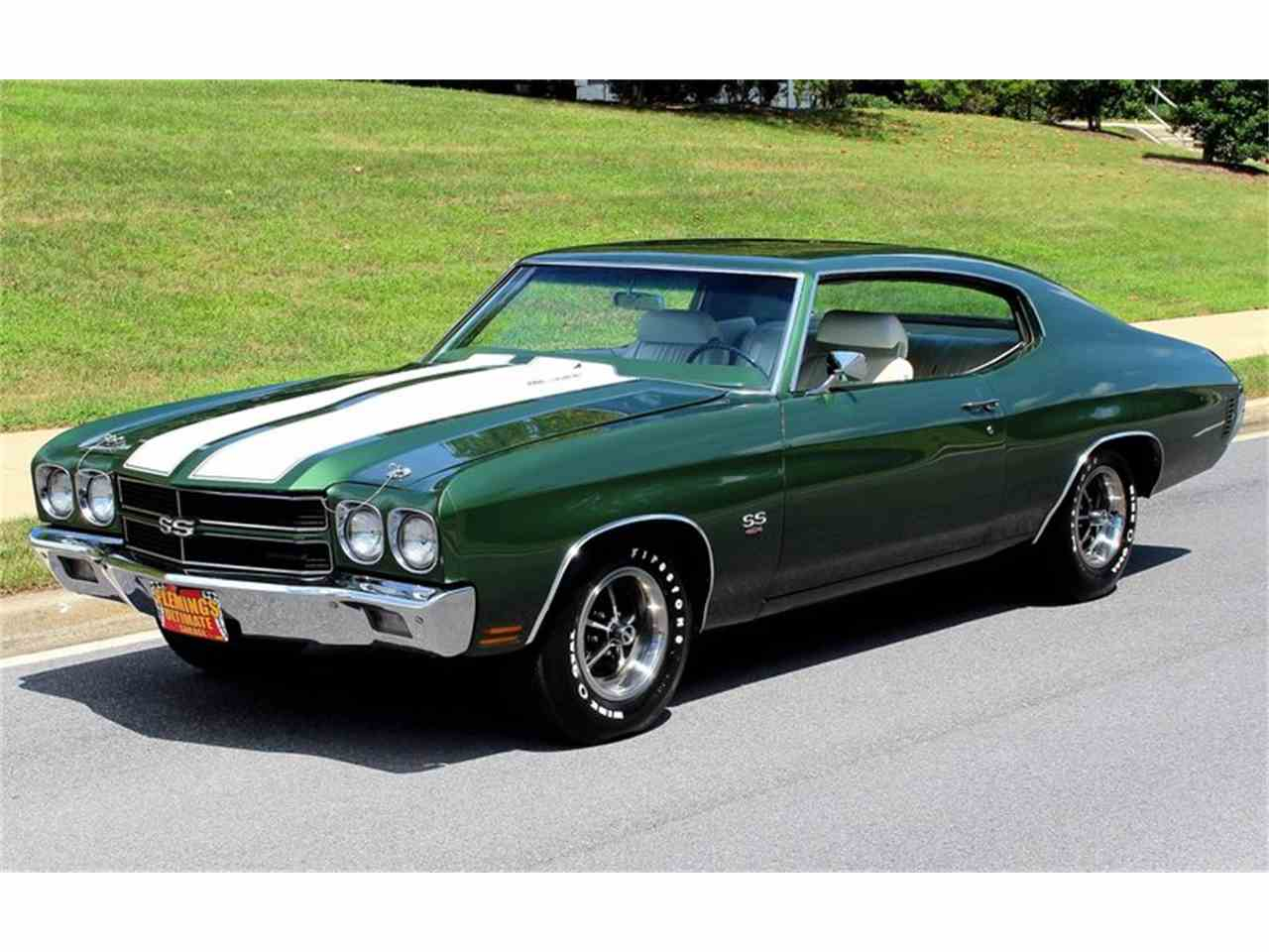 1970 Chevrolet Chevelle for Sale | ClassicCars.com | CC-932786