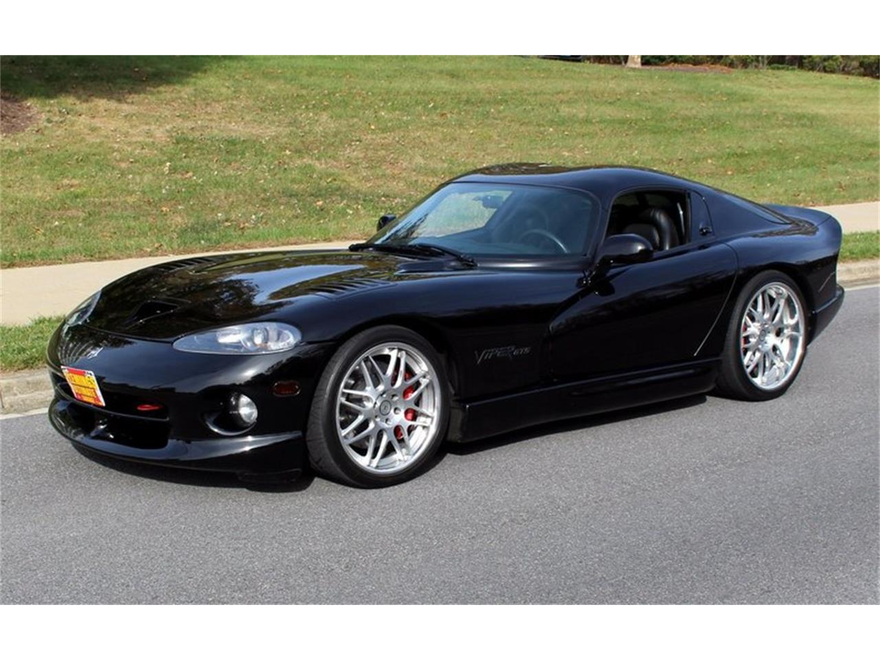 Viper Gts For Sale >> For Sale 1999 Dodge Viper Gts Hennessey 650r In Rockville Maryland