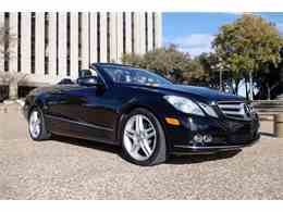 Picture of '11 E-Class located in Texas - $26,900.00 - JXT6