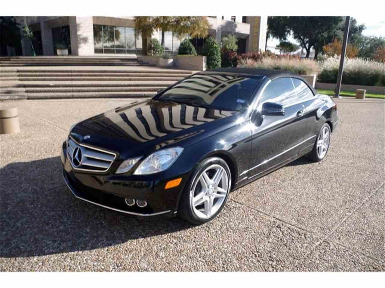 Large Picture of '11 E-Class located in Texas - $26,900.00 Offered by European Motor Cars LTD - JXT6