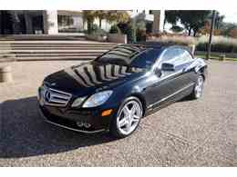 Picture of '11 E-Class located in Fort Worth Texas Offered by European Motor Cars LTD - JXT6