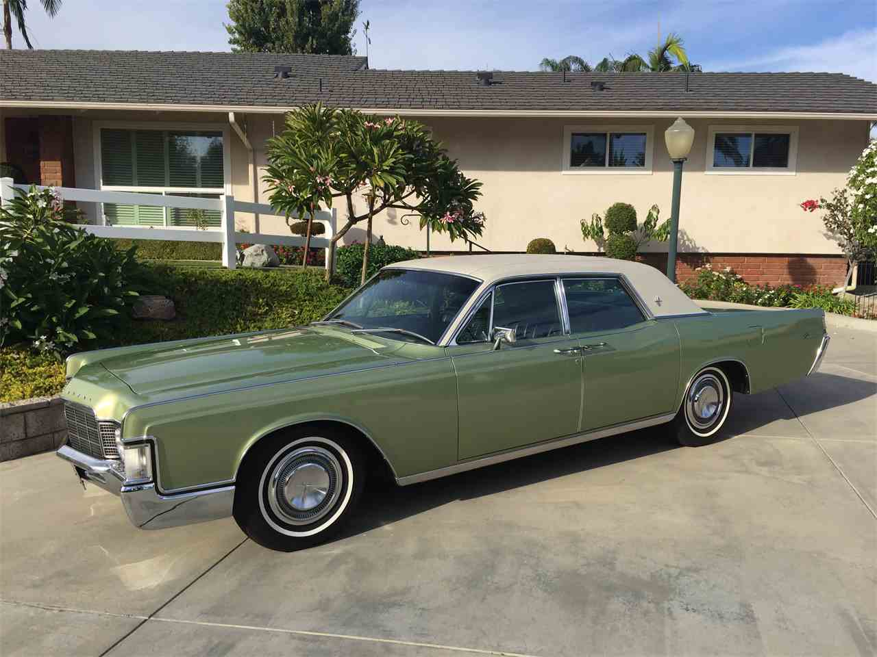 1969 Lincoln Continental for Sale | ClicCars.com | CC-930029