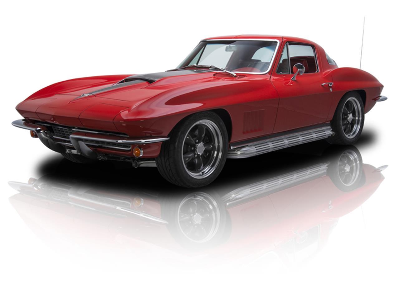 1967 chevrolet corvette stingray for sale cc 932909. Black Bedroom Furniture Sets. Home Design Ideas