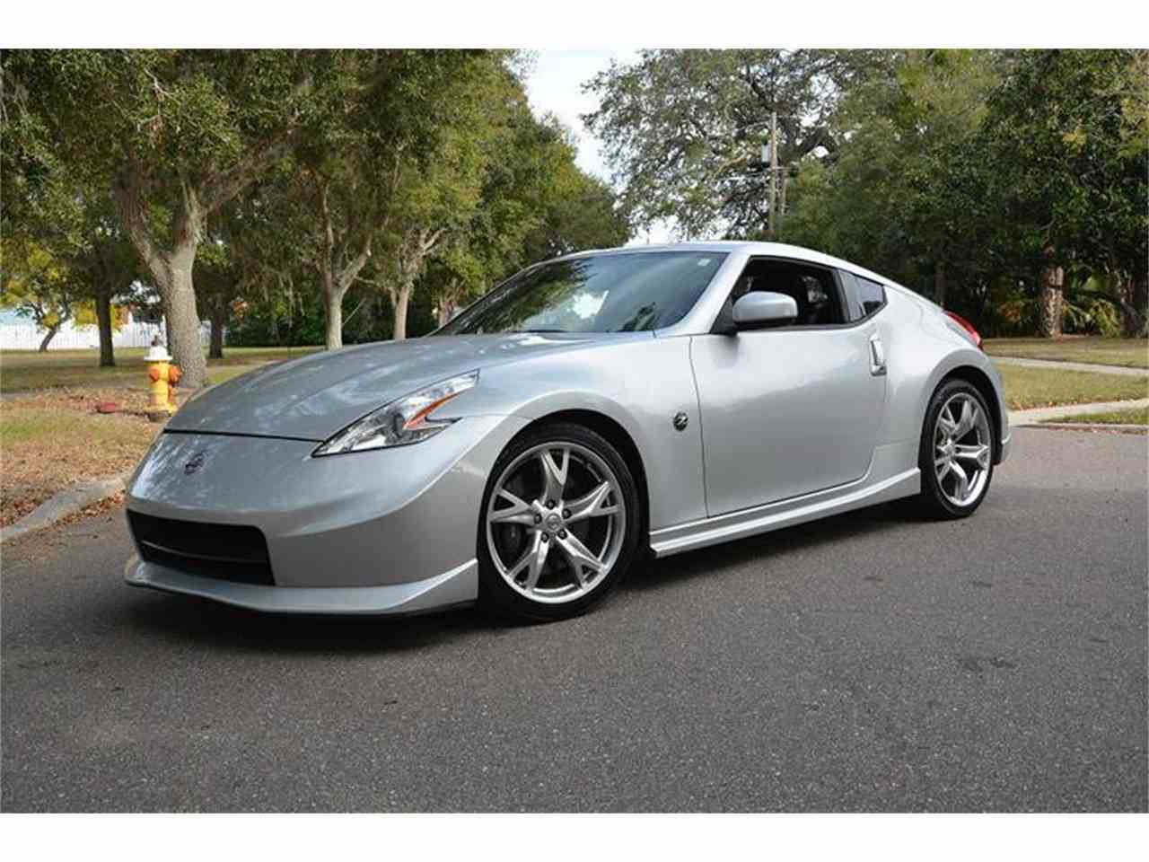 Large Picture of 2009 Nissan 370Z Offered by PJ's Auto World - JZUJ