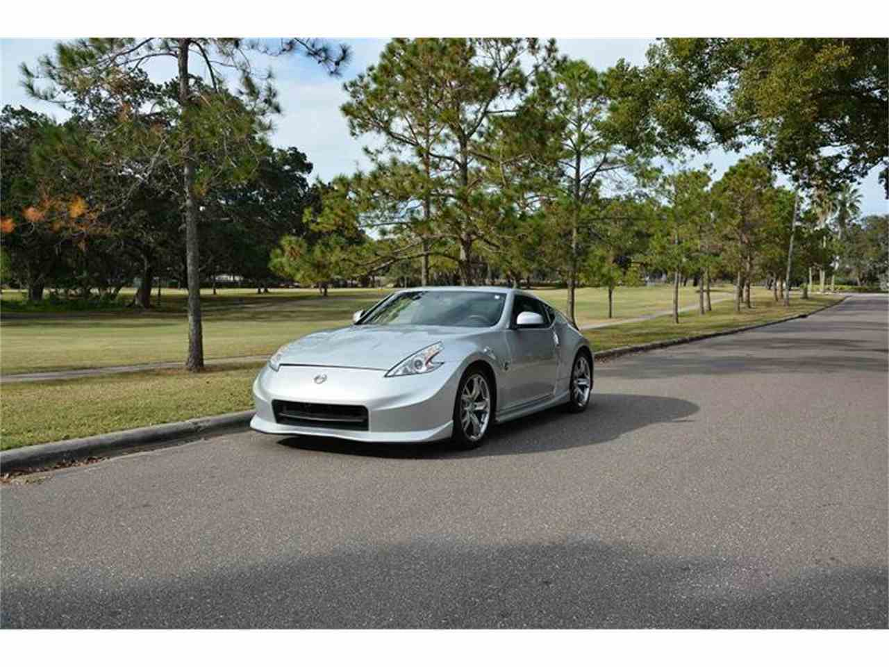 Large Picture of 2009 Nissan 370Z located in Florida - $12,900.00 - JZUJ