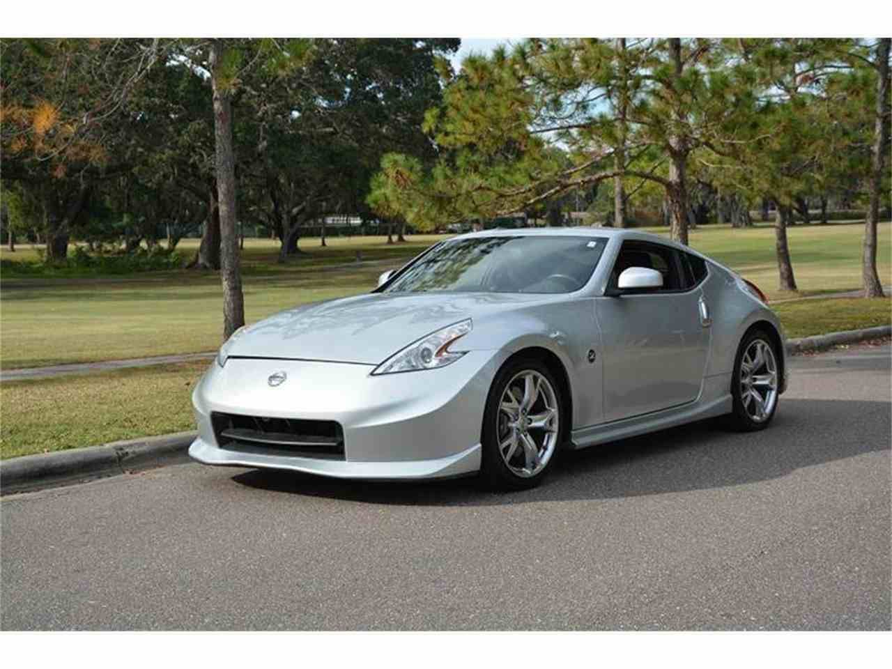 Large Picture of '09 Nissan 370Z located in Florida - JZUJ