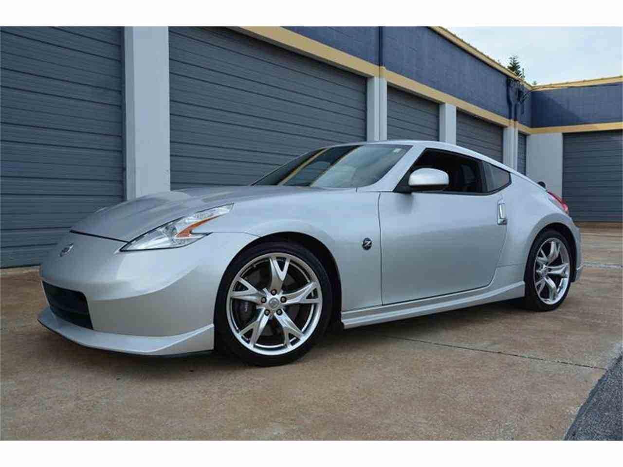 Large Picture of '09 Nissan 370Z - $12,900.00 - JZUJ