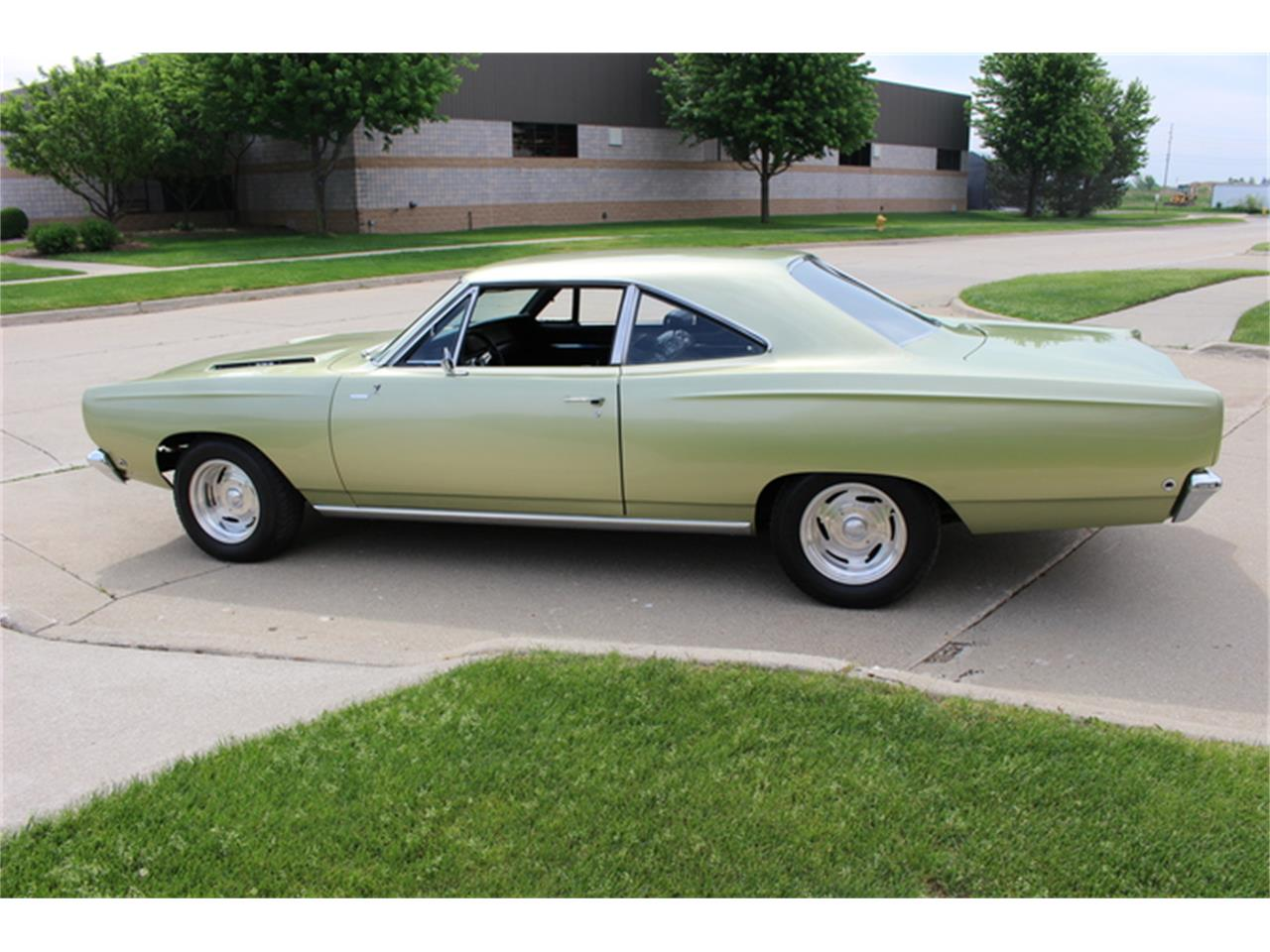 Large Picture of '68 Plymouth Road Runner located in Fort Myers/ Macomb, MI Florida Offered by More Muscle Cars - K01F